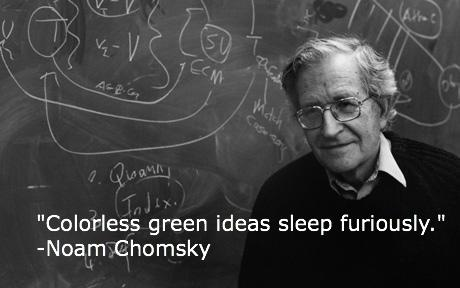 Image result for colorless green ideas sleep furiously shirt