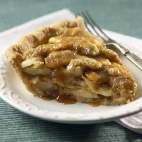Caramel Apple Pie | Food & Drinks | Learnist
