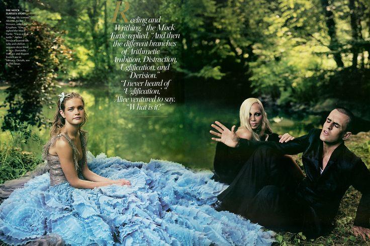 Vogue 2009, Annie Leibovitz