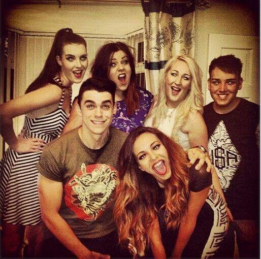 Sam Jade & friends | Little Mix | Pinterest