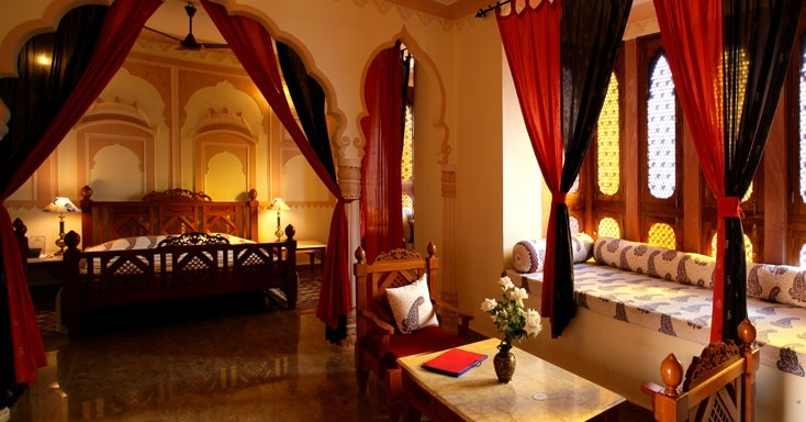 Khimsar India  city photos : Khimsar Fort Hotel, Khimsar, India | Luxury Nights | Pinterest