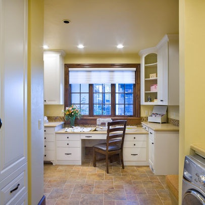 Craft Room Design Ideas, Pictures, Remodel, and | Sewing/Craft ro