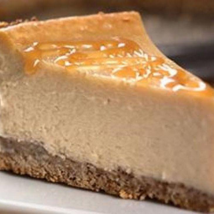 Caramel Macchiato Cheesecake Recipe | Crave. | Pinterest
