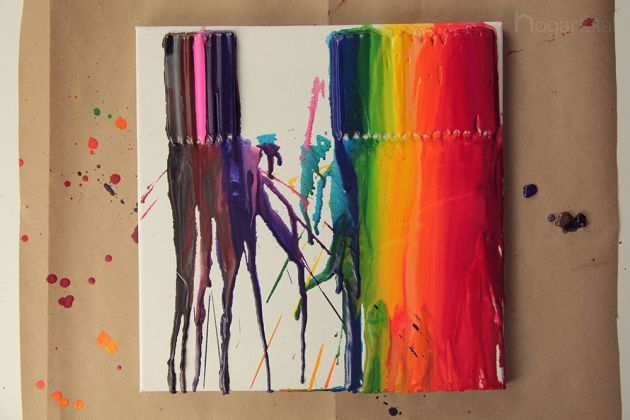 Como hacer cuadros decorativos 3 jpg diy home decor - Hacer cuadros decorativos ...