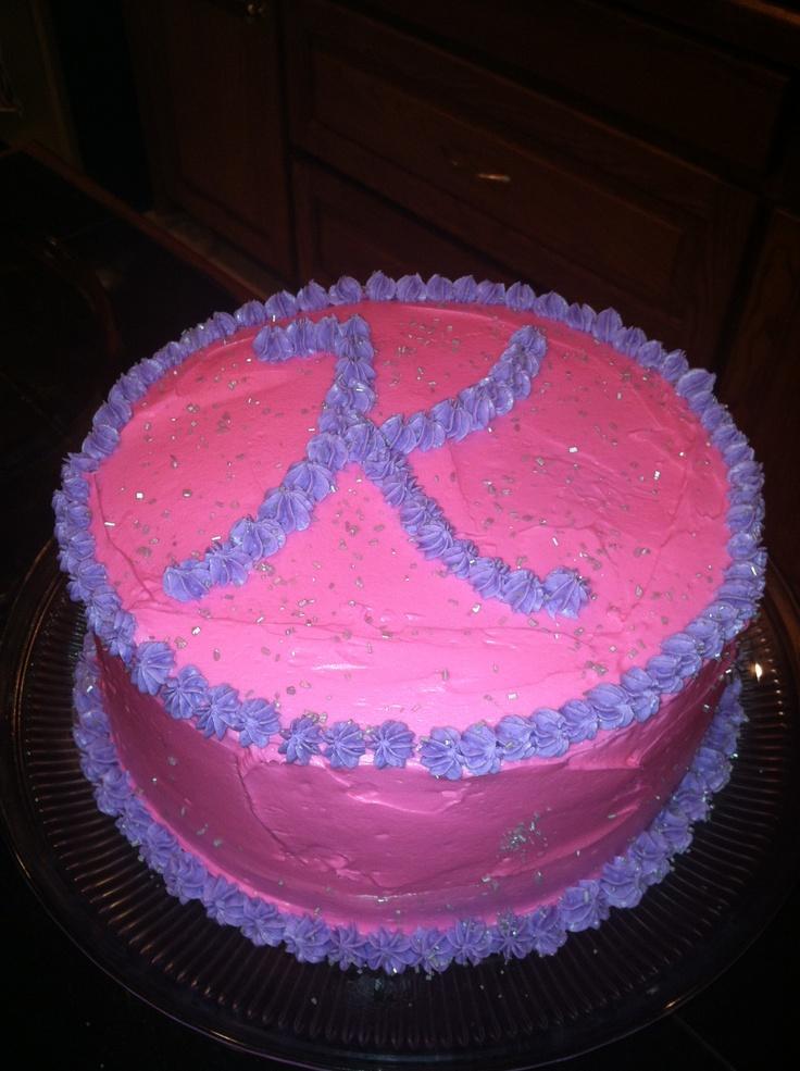Cake Designs For 7th Birthday Boy : Kady s 7th birthday cake Birthday party ideas Pinterest
