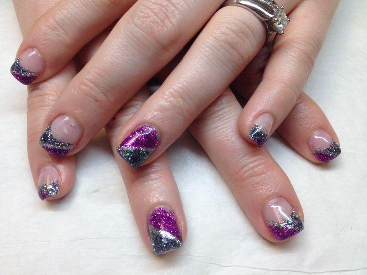 Fuchsia Nail Designs
