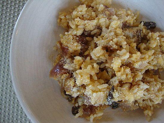 Baked Mushroom Risotto | YUMMY! ~ Vegetarian Meals | Pinterest