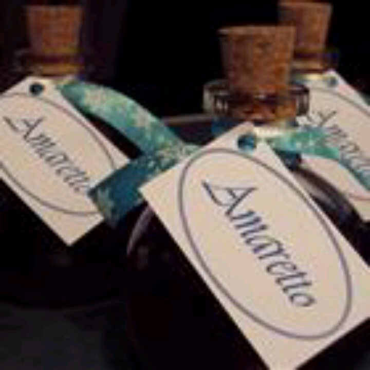 Homemade Amaretto | Christmas Gifts... | Pinterest
