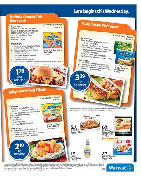 Walmart weekly store ad food from a ta z pinterest
