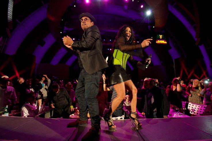 George Lopez And Sheila E. | GRAMMY.com