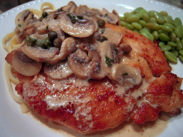 chicken scallopine   Recipes tried and liked   Pinterest