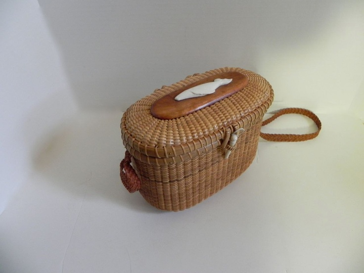 Handmade Nantucket Basket : Pin by becky prickett on vintage