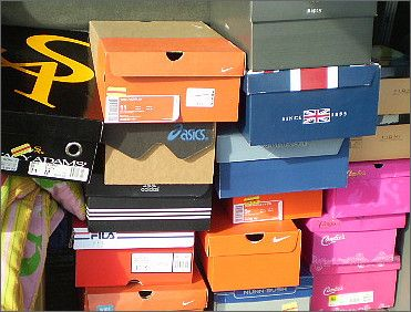 Uses for Shoe Boxes?