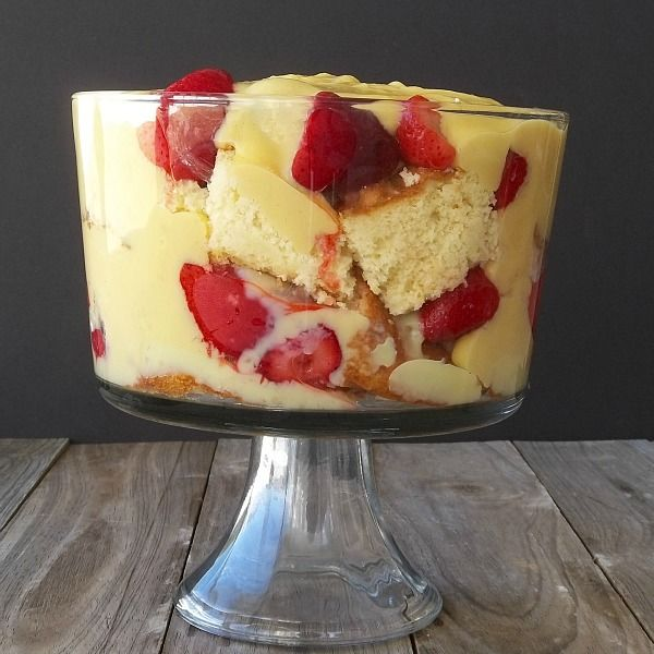 english breakfast english trifle to die for english trifle to die for ...