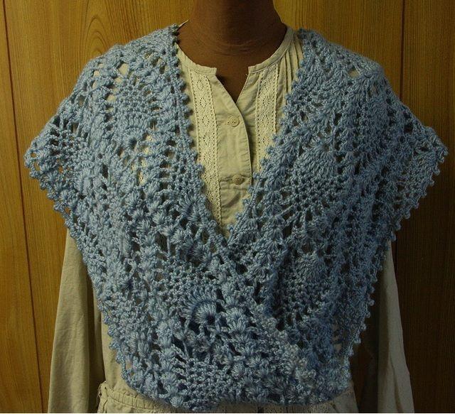 crochet snood Style Pinterest