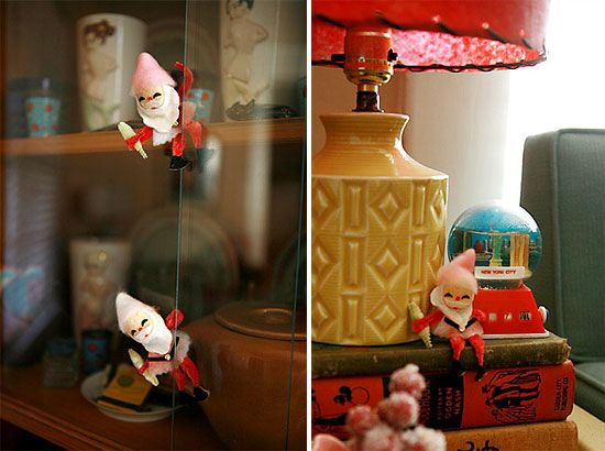 Christmas decorating without a tree   Christmas   Pinterest
