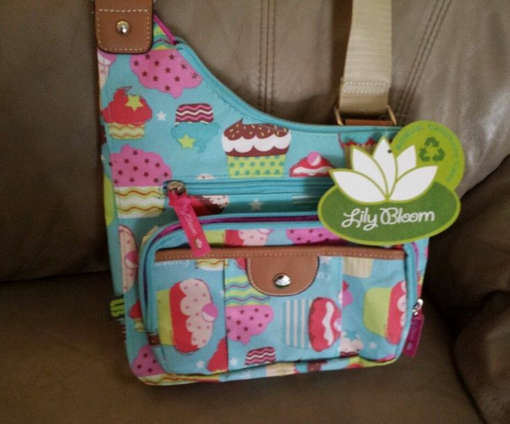 NWT LILY BLOOM Eco Bits & Pieces Cupcake Cupcakes ...