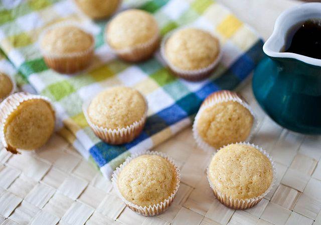 Honey Maple Cornbread Muffins | Favorite Recipes | Pinterest