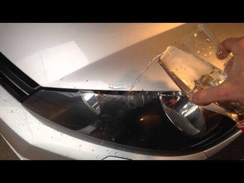 Антидождь для стекла автомобиля своими руками 2