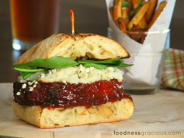 Meatloaf Sandwich | Food I Dig | Pinterest