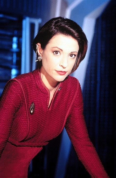Nana Visitor Deep Space NineNana Visitor Star Trek