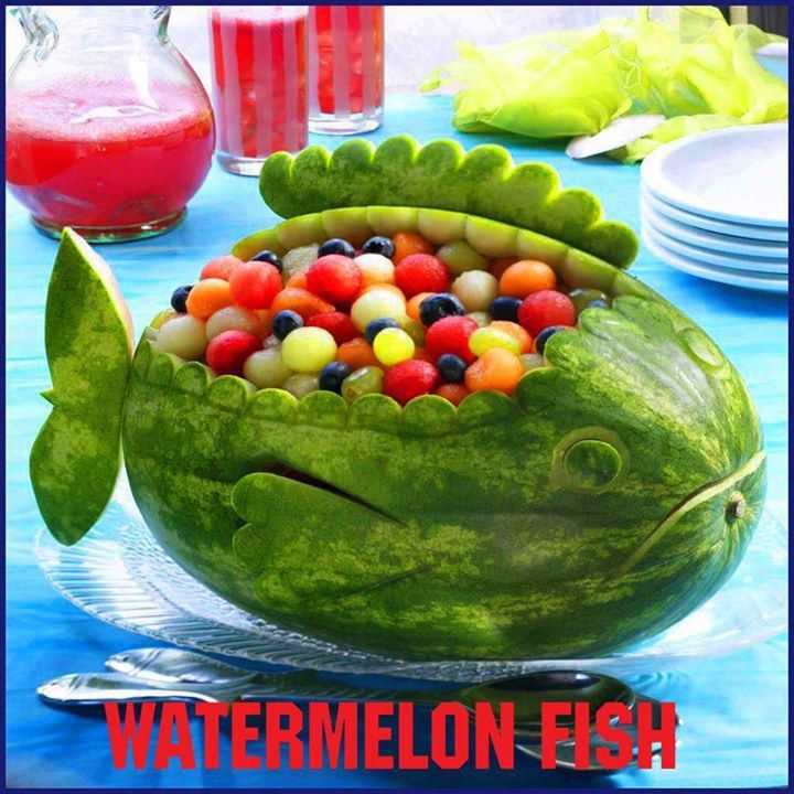 Pin watermelon carving on pinterest