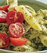 ... pesto with Artichoke and Tomato..Rachel Ray recipe..My FAV pesto by