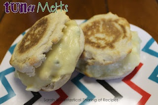 Tuna Melts...these sound temptingly delicious!