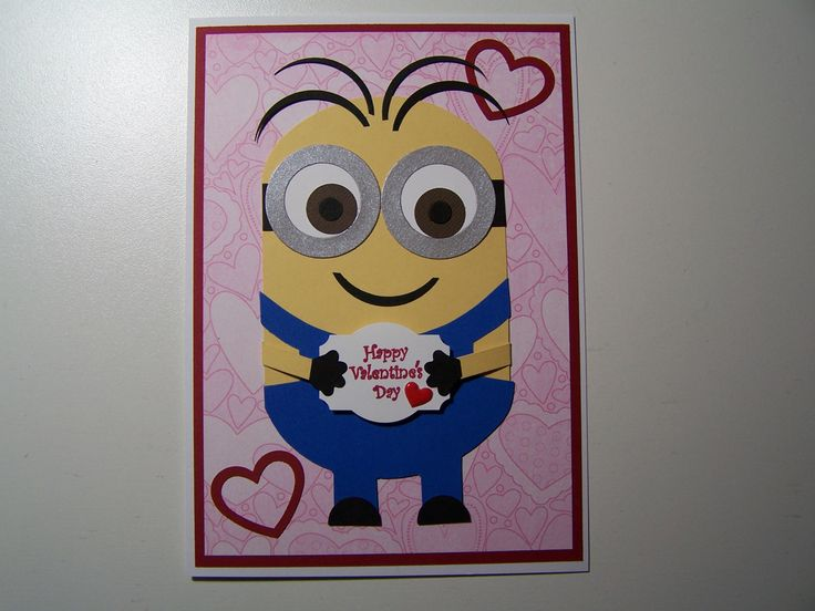 minion valentines day cards walmart