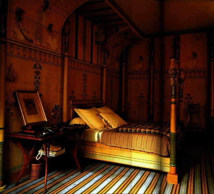 ancient egyptian theme bedroom east pinterest