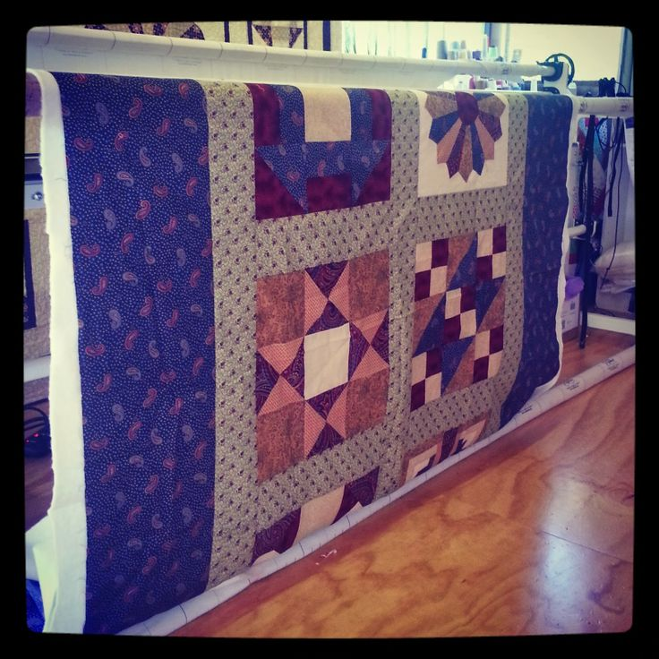 Long Arm Quilting Design Ideas : Pin by Darvanalee Designs Quilting Service on My Longarm Quilting P?