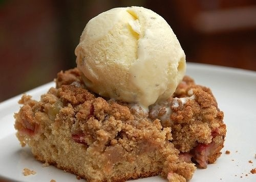 Apple pie + ice cream. | Marvellous Desserts | Pinterest