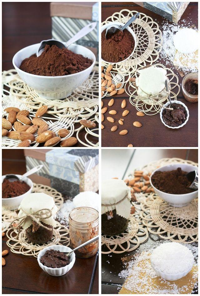 Almond Joy Chocolate Spread   Recipe