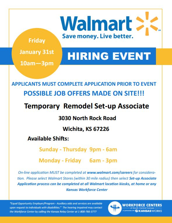 Pin by Workforce Center on Job Fairs & Events
