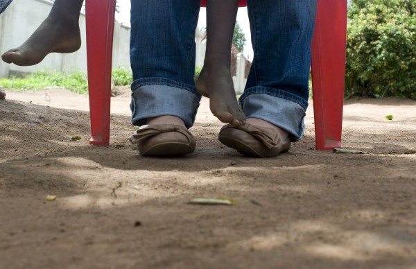 """{letting your dirty feet rub against the dirty feet of your neighbor} from @Gussy Sews - """"life is about loving on each other--all the time--in the name of Jesus."""""""