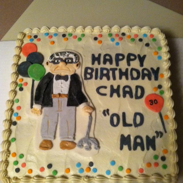 Cake Designs By Patty : Old Man Cake Ideas 16963 Old Man Cake Patty Cake S Cakes P