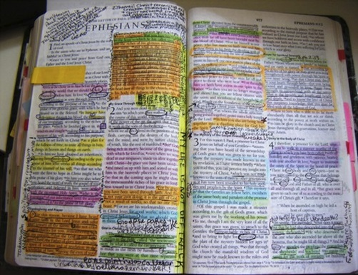 """Love this quote """"A Bible that's falling apart usually belongs to someone who isn't."""" -Charles Spurgeon"""