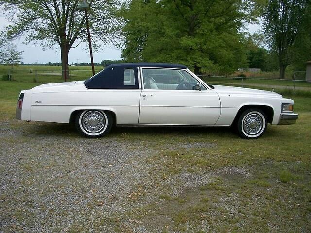 1979 Cadillac Phaeton Deville Coup 233 Cadillacs Pinterest