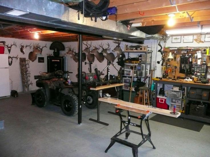 Archery work bench area page 2 dream shop pinterest