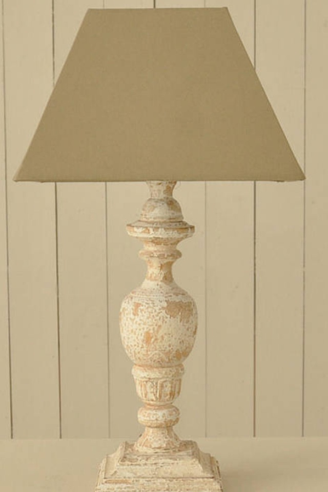 shabby chic lamp for the home pinterest. Black Bedroom Furniture Sets. Home Design Ideas