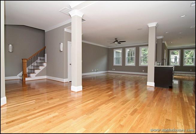 Open Floor Plan With Great Room Great Rooms Floor