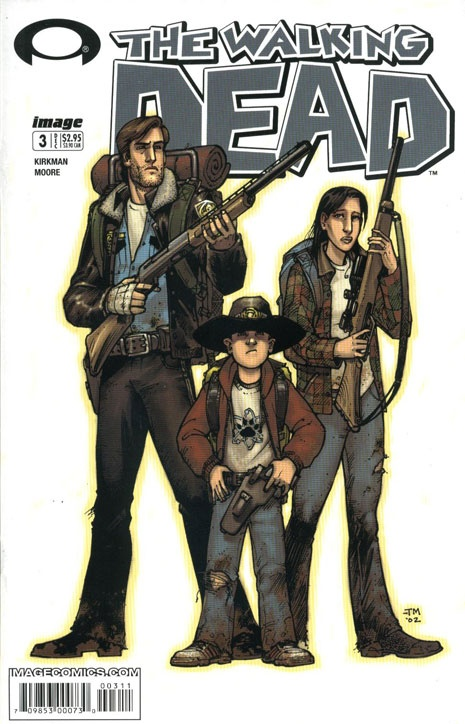 The Walking Dead : Comic Artwork | Walking Dead | Pinterest