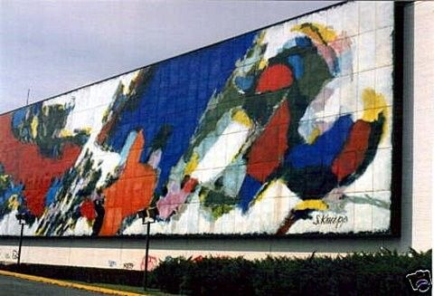 the old alexander 39 s mural in paramus nj inspiration