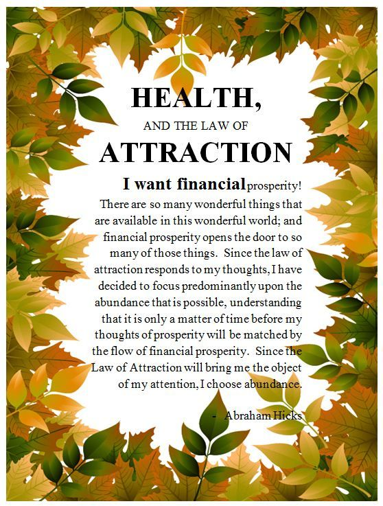 Law Of Attraction Quotes Quotesgram