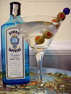 Dirty Martini ~ Mad Men cocktail | Mad Men Party | Pinterest