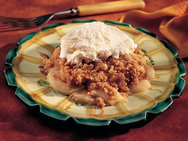Cinnamon Apple Crisp | Recipe