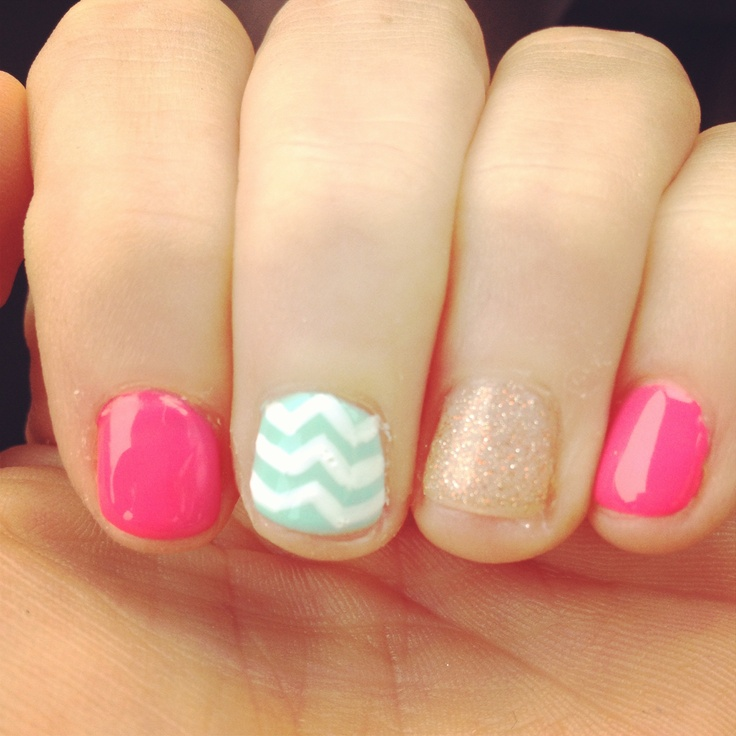 LOVE my new gel manicure! | hair, nails & makeup | Pinterest