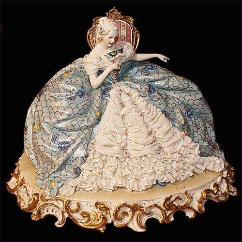 Porcellane Principe Фарфоровые статуэтки