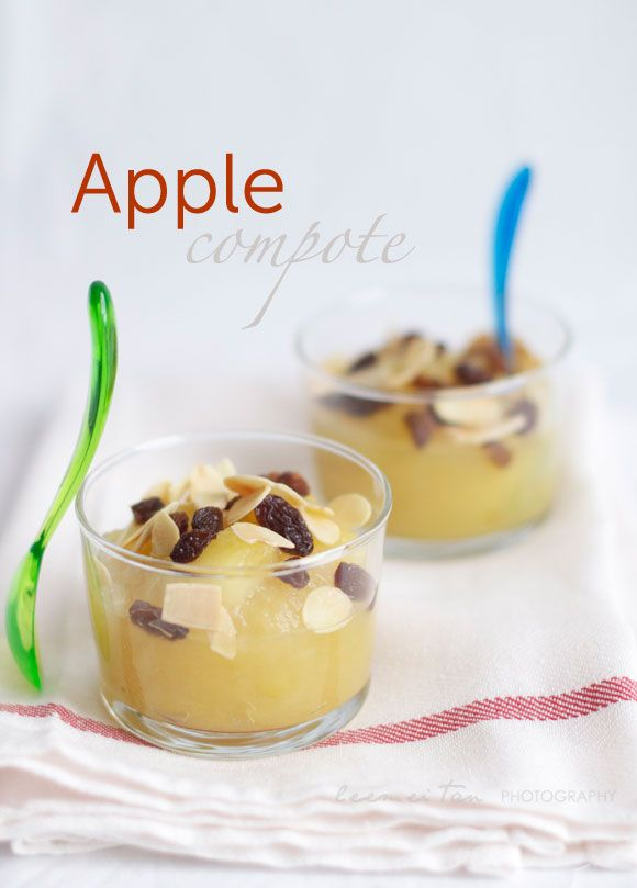 apple compote | My Cooking Hut