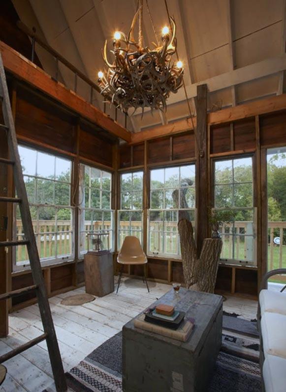 Tree house decor pinterest for Tree house inside ideas